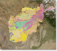 World Geologic Maps
